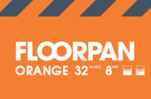 Floorpan Orange