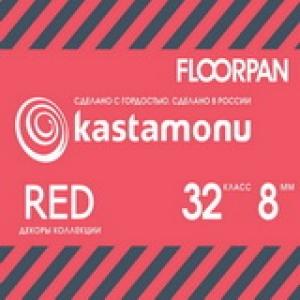 Floorpan Red