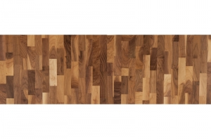 Паркетная доска Polarwood WALNUT SAFARY 3S