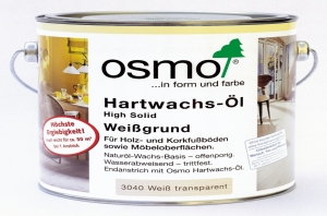 Масло Osmo Hartwachs-Ol 3040