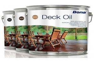 Масло Bona Deck Oil