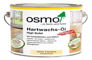 Масло Osmo Hartwachs-Ol seidenmatt 3032
