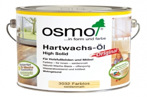 Масло Osmo Hartwachs-Ol seidenmatt 3032 0,75 л