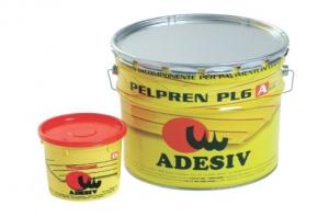 Клей для паркета Adesiv Pelpren PL6 двухкомпонентный