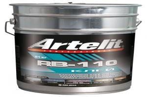 Клей для паркета Artelit RB-110 однокомпонентный 21 кг