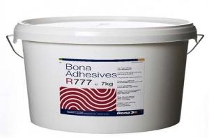Клей для паркета Bona R 777 двухкомпонентный 7 кг