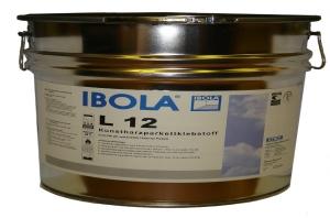 Клей для паркета Ibola L12 Parkettklebstoff однокомпонентный 17 кг