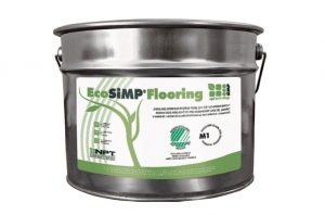 Клей для паркета NPT EcоSimp Flooring однокомпонентный