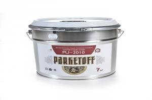 Клей для паркета Parketoff PU-2010 двухкомпонентный